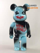 Bearbrick 400% JOKER The Dark Knight Why So Serious-thumb