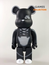 BEARBRICK NIKE SB BLACK 400%-thumb