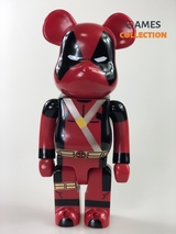 BEARBRICK DEADPOOL 400%-thumb