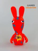 Бешеный кролик красный 15см  (Фигурки)-thumb