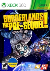 Borderlands: The Pre-Sequel (XBOX360) Б/У Лицензионный-thumb