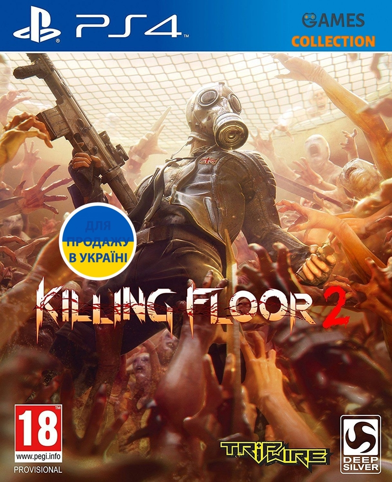 Killing Floor 2 (PS4)-thumb