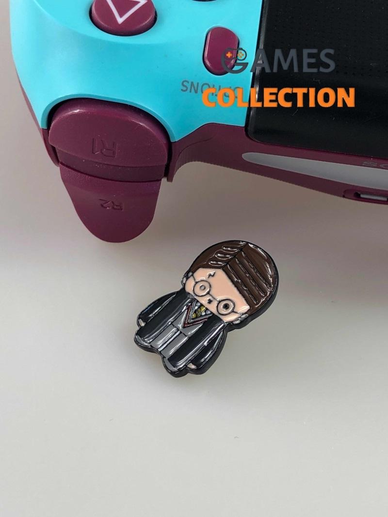 Гарри Поттер (Брошь)-thumb