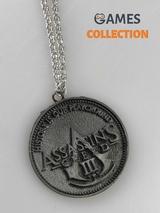 Assassins Creed 3 (кулон с цепочкой)-thumb