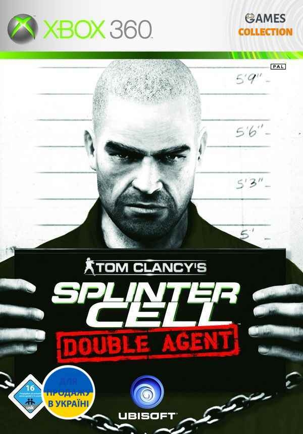 Splinter Cell: Double Agent (XBOX360)-thumb
