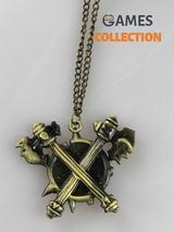 Герб 2 топора (кулон с цепочкой)-thumb