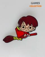 Гарри Поттер на метле (Брош)-thumb