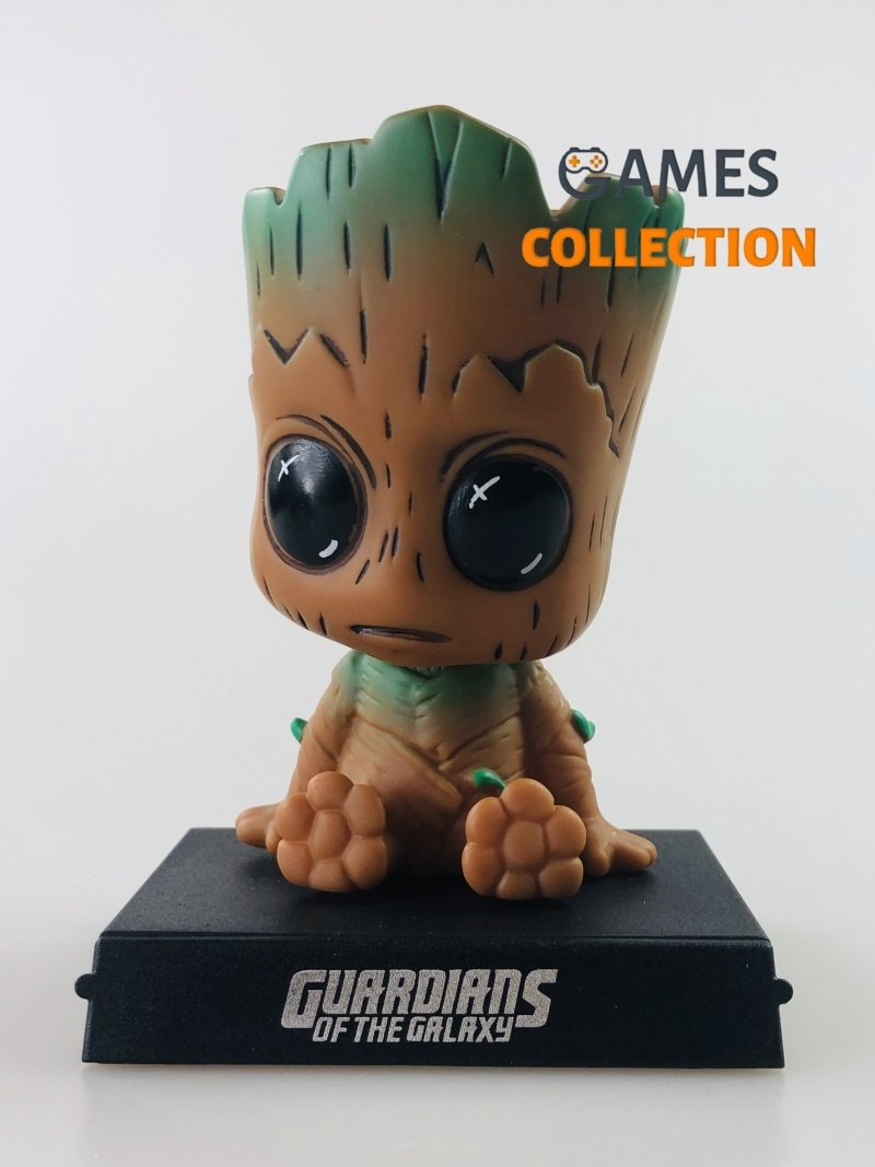 Guardians Of the Galaxy Grot Cars (Фигурка)-thumb