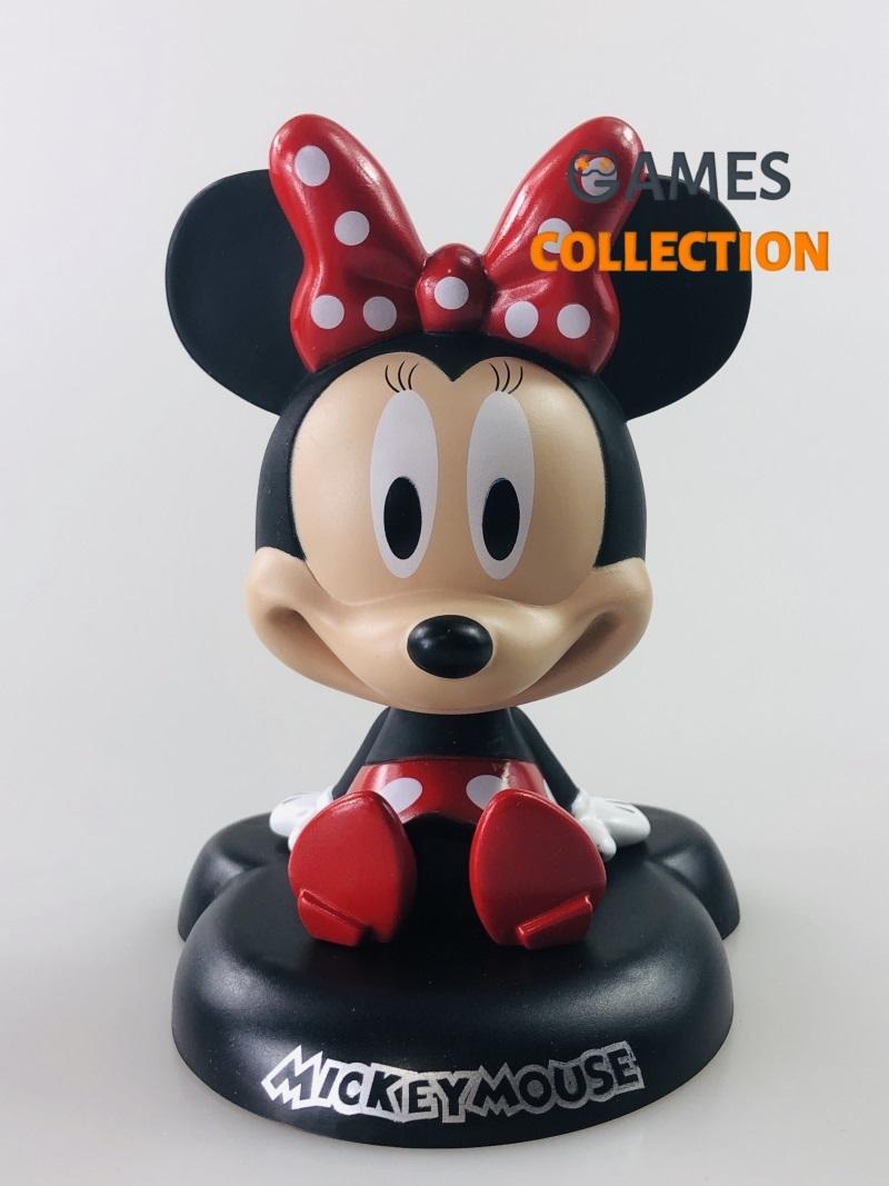 Mickey Mouse красный бант Cars (Фигурка)-thumb
