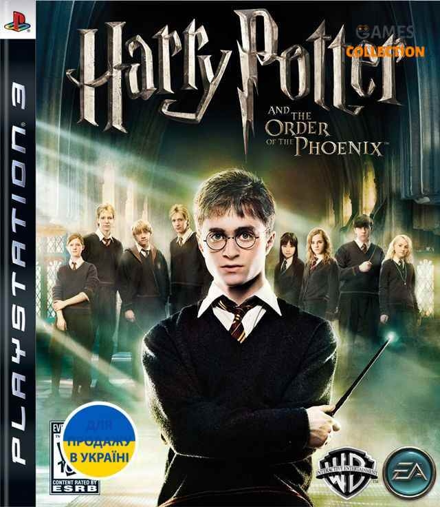 Harry Potter and the Order of the Phoenix (PS3)-thumb