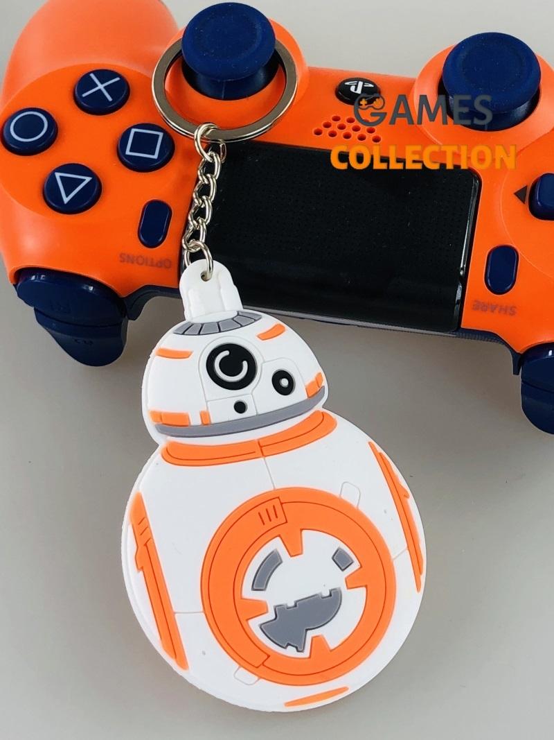 R2 D2 ПВХ (Брелок)-thumb