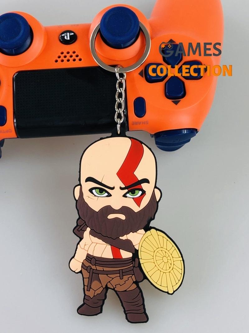 God of war ПВХ (Брелок)-thumb