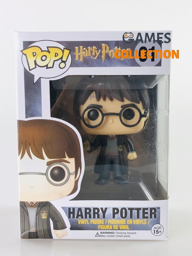Pop 01 harry potter (Фигурка)-thumb