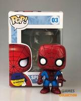 POP!  Spider-man 03 (Фигурка)-thumb