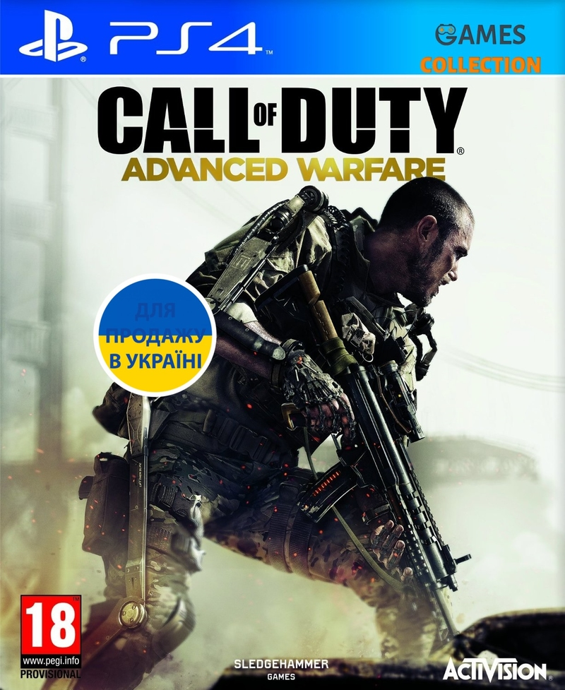 Call of Duty: Advanced Warfare Russound (PS4)-thumb