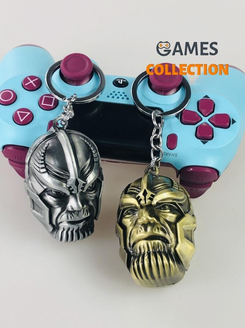 Thanos Голова (Брелок)-thumb
