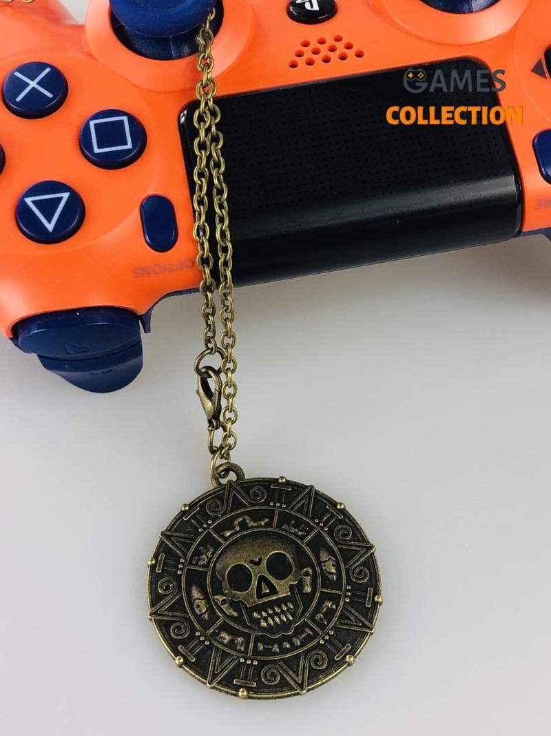 Золото Ацтеков: Пираты Карибского моря (Кулон)-thumb