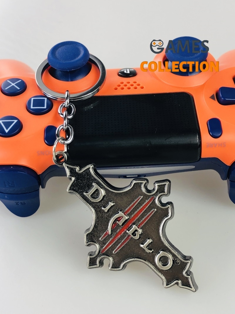 Diablo 3 (брелок)-thumb