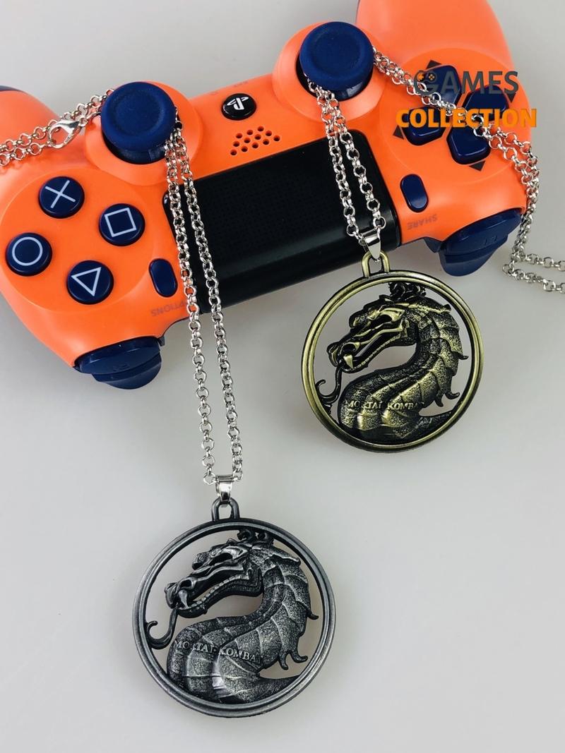 Дракон Mortal Kombat (украшение на шею)-thumb