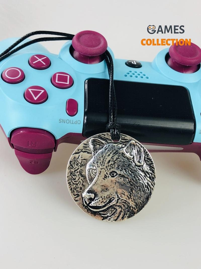 Волк Игра Престолов (Кулон)-thumb