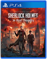 Sherlock Holmes: The Devil's Daughter (PS4)-thumb