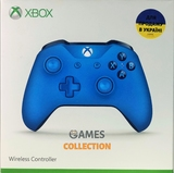Xbox One Wireless Controller – Blue-thumb