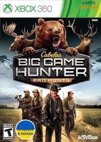 Cabela's Big Game Hunter: Pro Hunts (XBOX360)-thumb