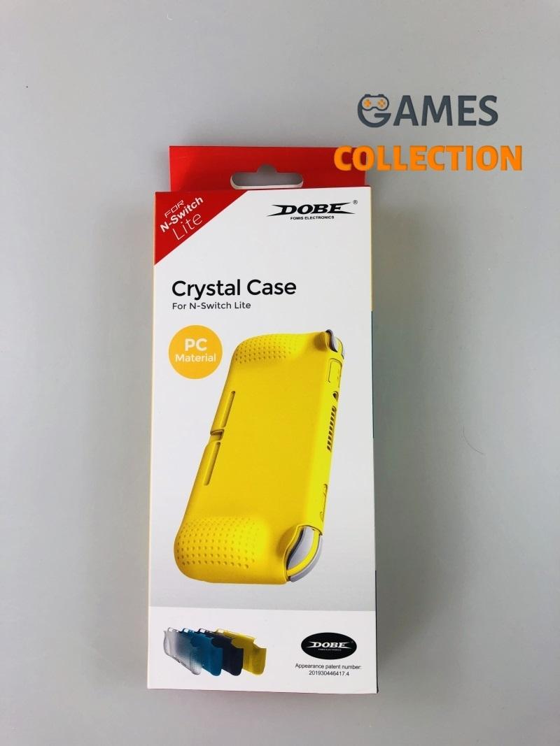 Crystal case бампер Ipega NINTENDO SWITCH LITE (Бампер)-thumb