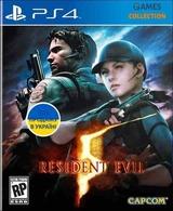 Resident Evil 5 (PS4)-thumb
