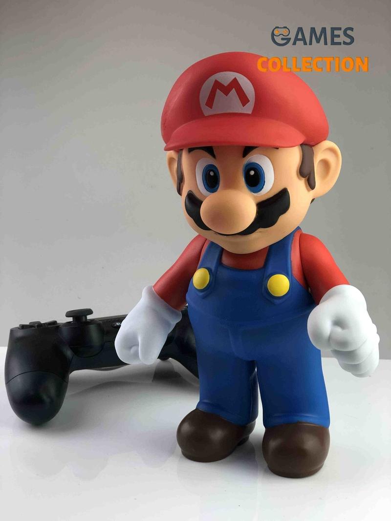 Super Mario 25 см Красный (Фигурка)-thumb