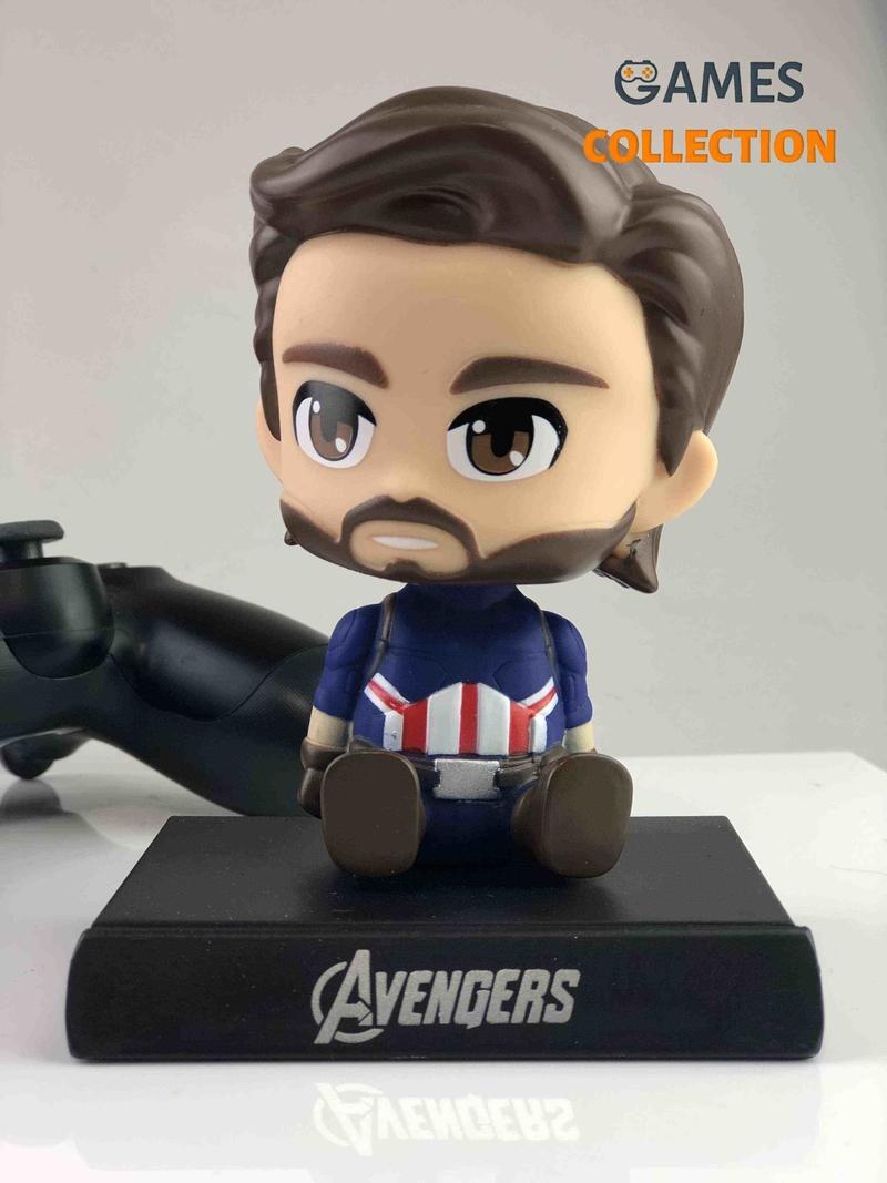 Car Decoration Avengers Captain America (Фигурка)-thumb