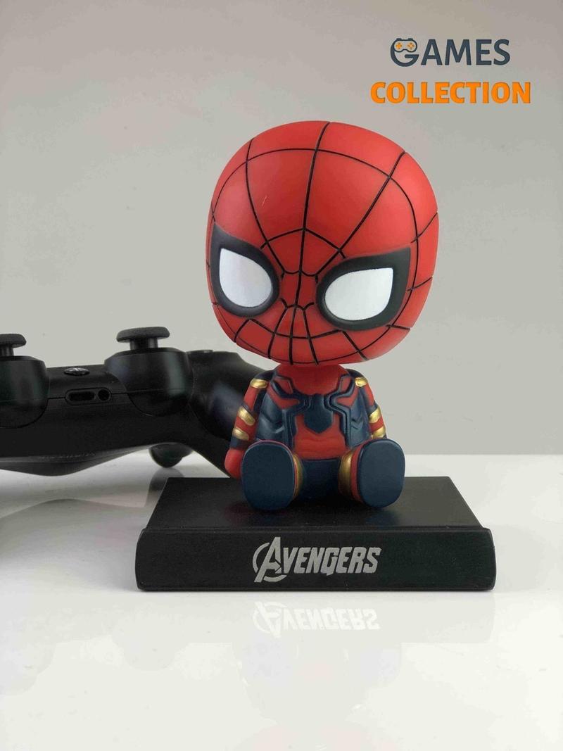 Car Decoration Avengers Spider-Man (Фигурка)-thumb