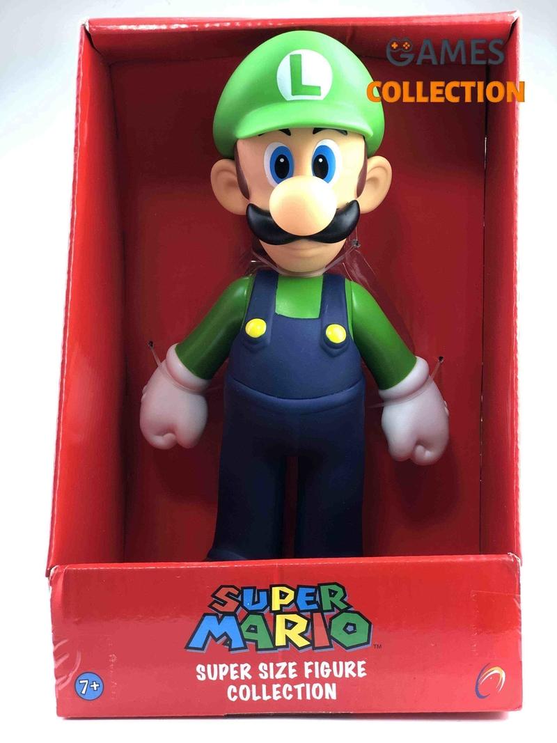 Super Mario 25 см Зеленый (Фигурка)-thumb