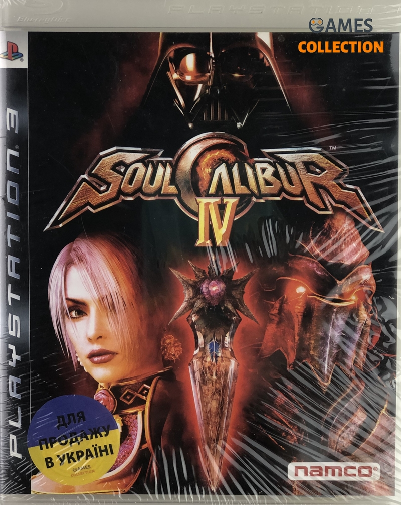 Soulcalibur IV (PS3)-thumb