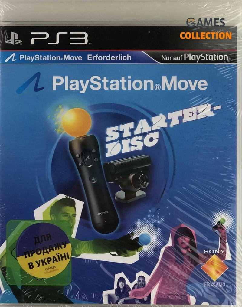 Starter disc (PS3)-thumb