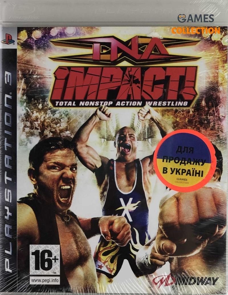 TNA Impact (PS3)-thumb