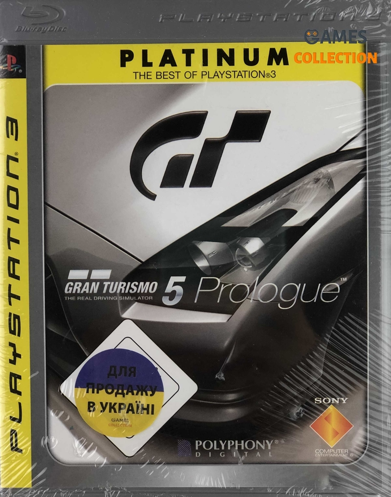 Gran turismo 5 Prologue (PS3)-thumb