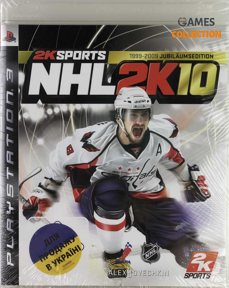NHL 2K10 (PS3)-thumb