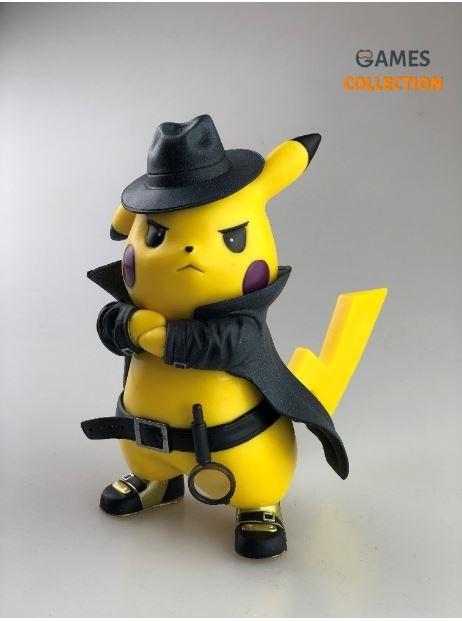 Pikachu Pokemon 16см (Фигурка)-thumb