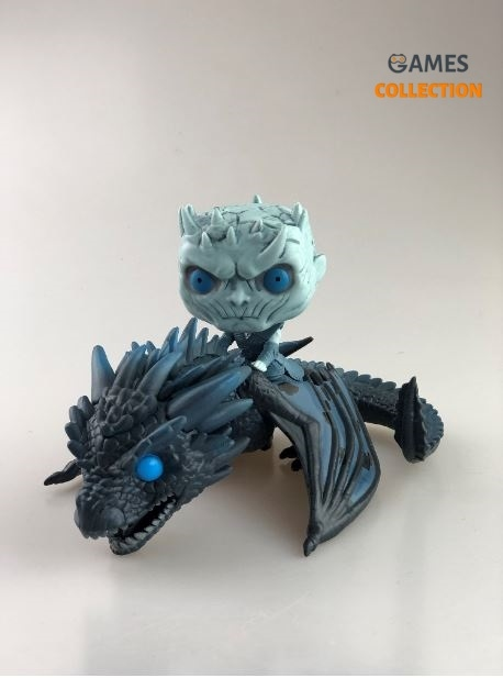 Game of Thrones Night King Icy Viserion POP 58-thumb