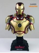 Iron Man 3 XL2 Электронный Бюст MARK (ФИГУРКА)-thumb
