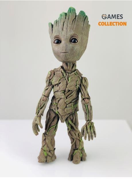 Groot Guardians Of The Galaxy (Фигурка 25см )-thumb