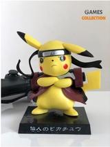 Pikachu Ниндзя (Фигурка 15см)-thumb