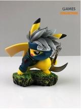 Pikachu Kakashi (Фигурка 10см)-thumb