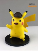 Pikachu Шерлок Холмс (Фигурка 13см)-thumb