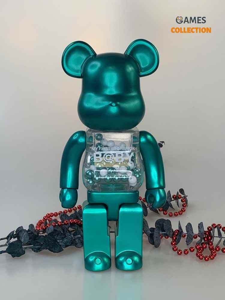 My First Bearbrick Baby Popular Colorful 400%-thumb