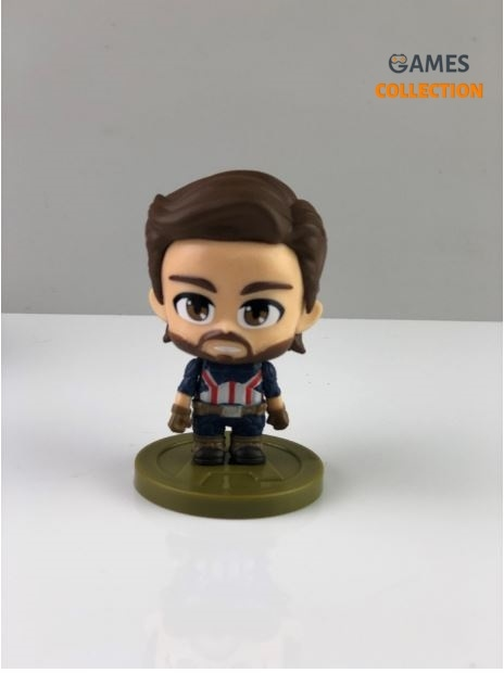 CAR DECORATION Little CAPTAIN AMERICA (Фигурка)-thumb