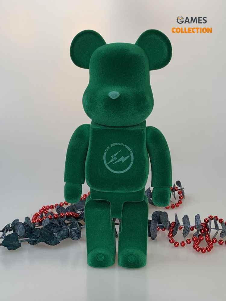 BEARBRICK FRAGMENT DESIGN THE PARK GINZA 400% (28cm)-thumb