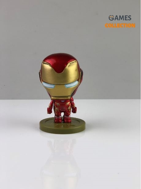 CAR DECORATION Little Iron Man (Фигурка)-thumb