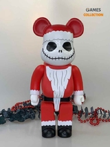 BE@RBRICK The Nightmare Before Christmas Jack Skellington-thumb